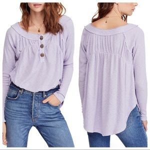 We the free free people must have Henley purple